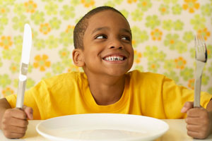 importance of eating as a family for healthy childhood development